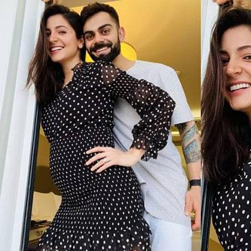 virushka being pregnant